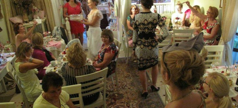 Chantilly Lace Boutique Winter Fashion Show – JUNE 2